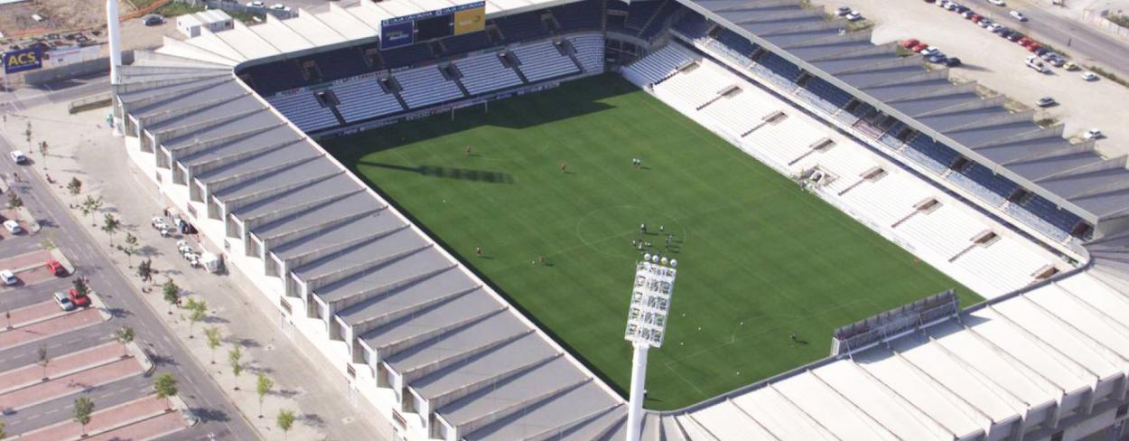 Estadio del Sardinero. Fuente: Racing