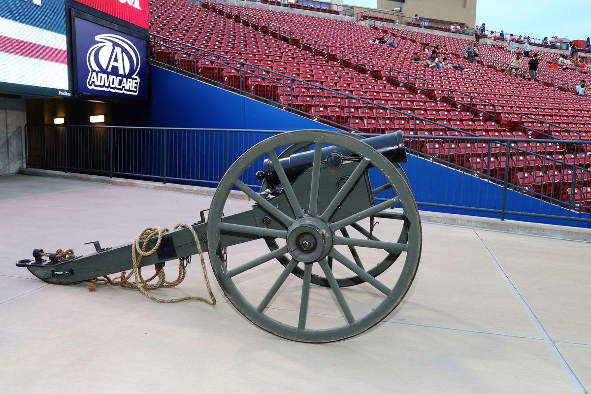 'El Gran Capitan' en el Toyota Stadium (bigdsoccer.com)