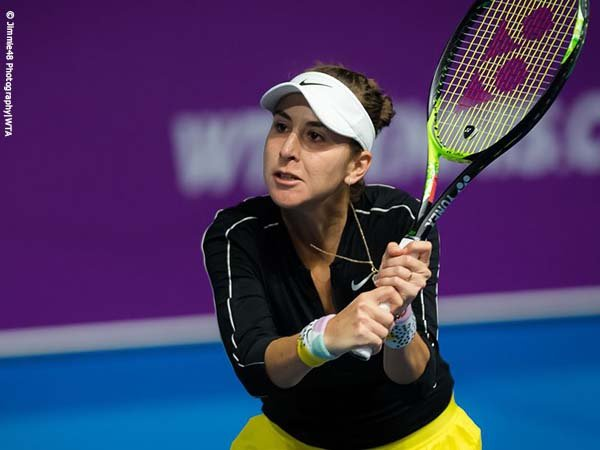 Bencic escaped against a dangerous opponent/Photo: Jimmie48 photography