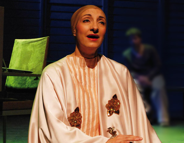 Elena Seijo en teatro