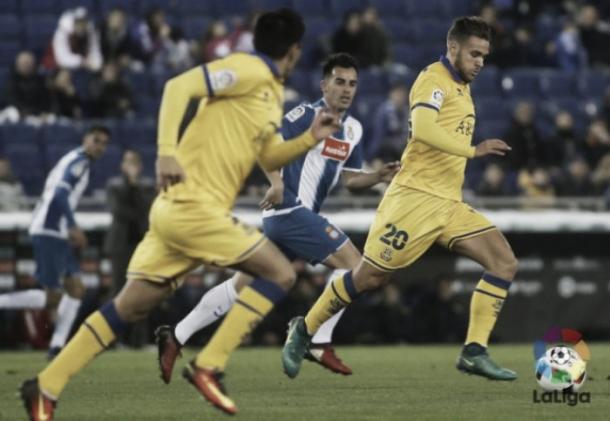 Elgezabal, sin minutos Foto: La Liga.