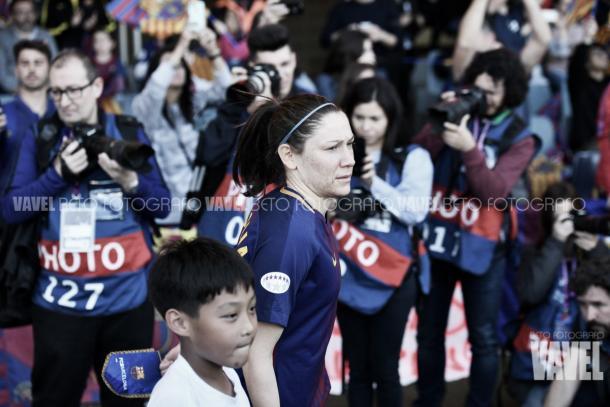 Bussaglia ante el Olympique de Lyon en los cuartos de final de la Women's Champions League | VAVEL