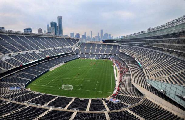 Estadio Soldier Field - Foto: elpais.cr