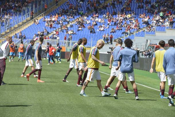Foto: asroma.com
