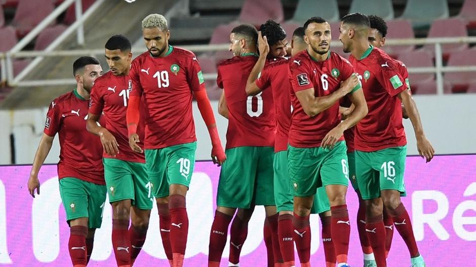 Sudan 0-2 Marruecos   Foto: Selección Marroquí