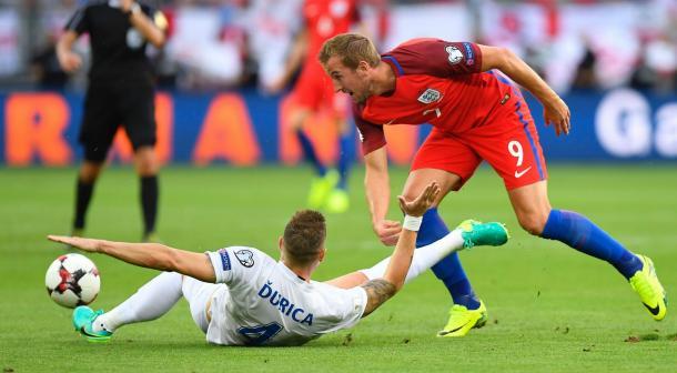 Kane in azione | Foto: reuters