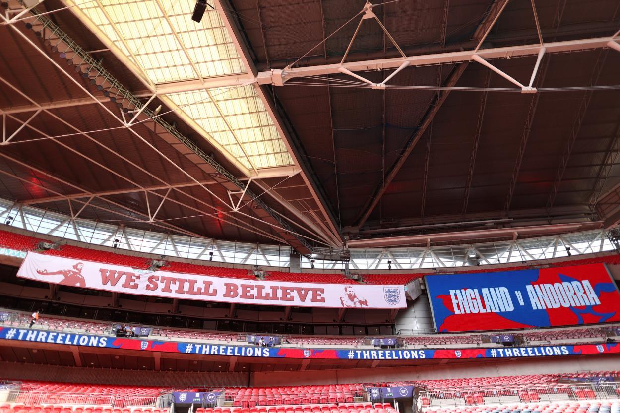 Foto via England National Team
