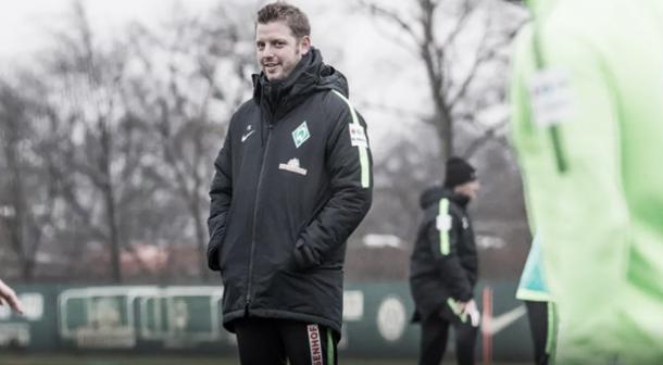 El técnico Florian Kohfeldt espera sumar algo ante el bayern. Foto: fcbayern.com