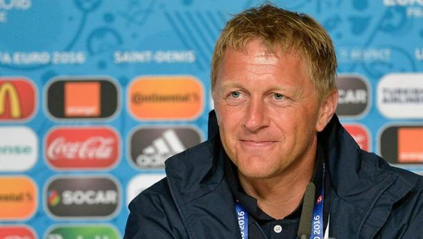 Heimir Hallgrimsson | Foto: Getty Images.