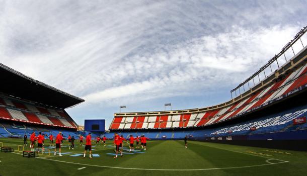 web oficial Atlético de Madrid