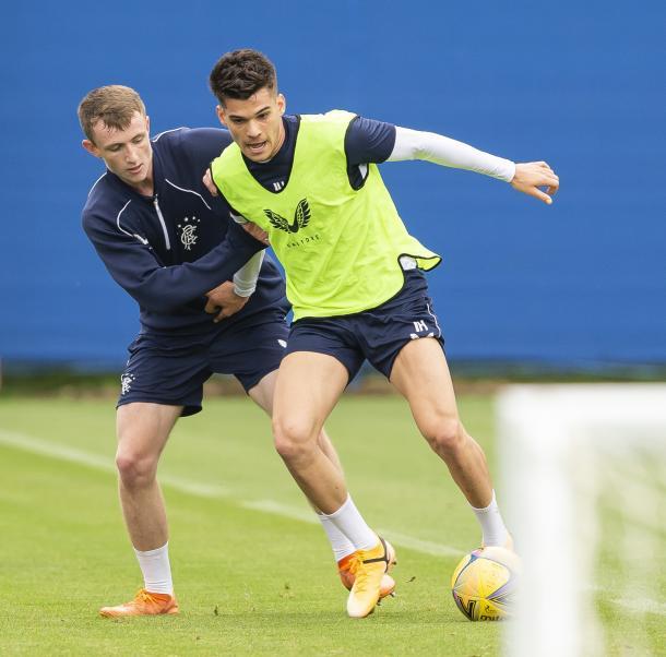 FOTO: Twitter Rangers FC