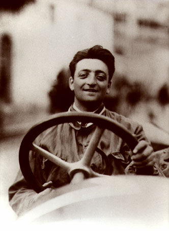 Enzo Ferrari (Foto: Domínio Público)