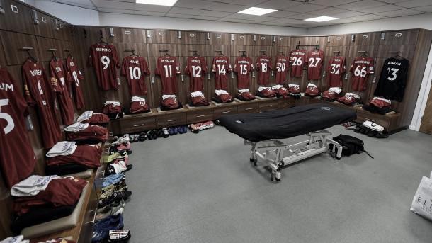 Equipación Liverpool./ Foto: Premier League