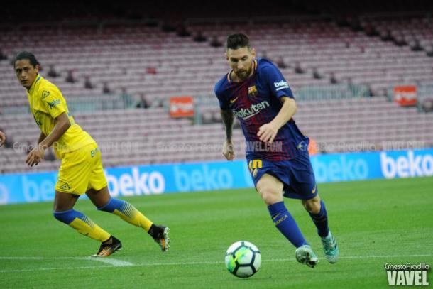 Messi comandou mais uma vitória culé