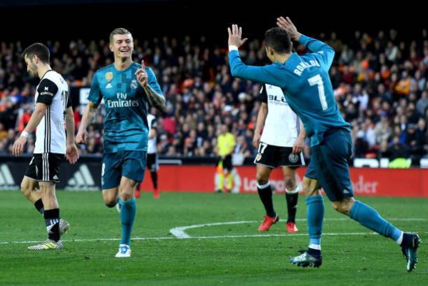 Cristiano Ronaldo bate recorde de penalidades na La Liga
