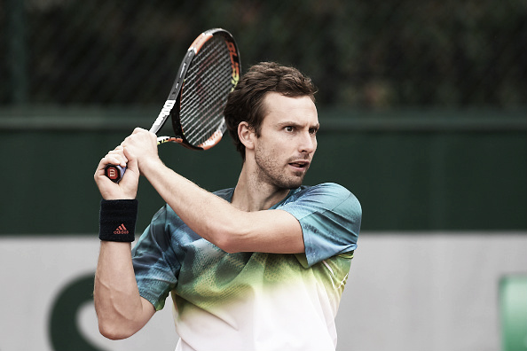 Ernests Gulbis failed to build on an impressive showing at the French Open. (Photo: Getty Images).