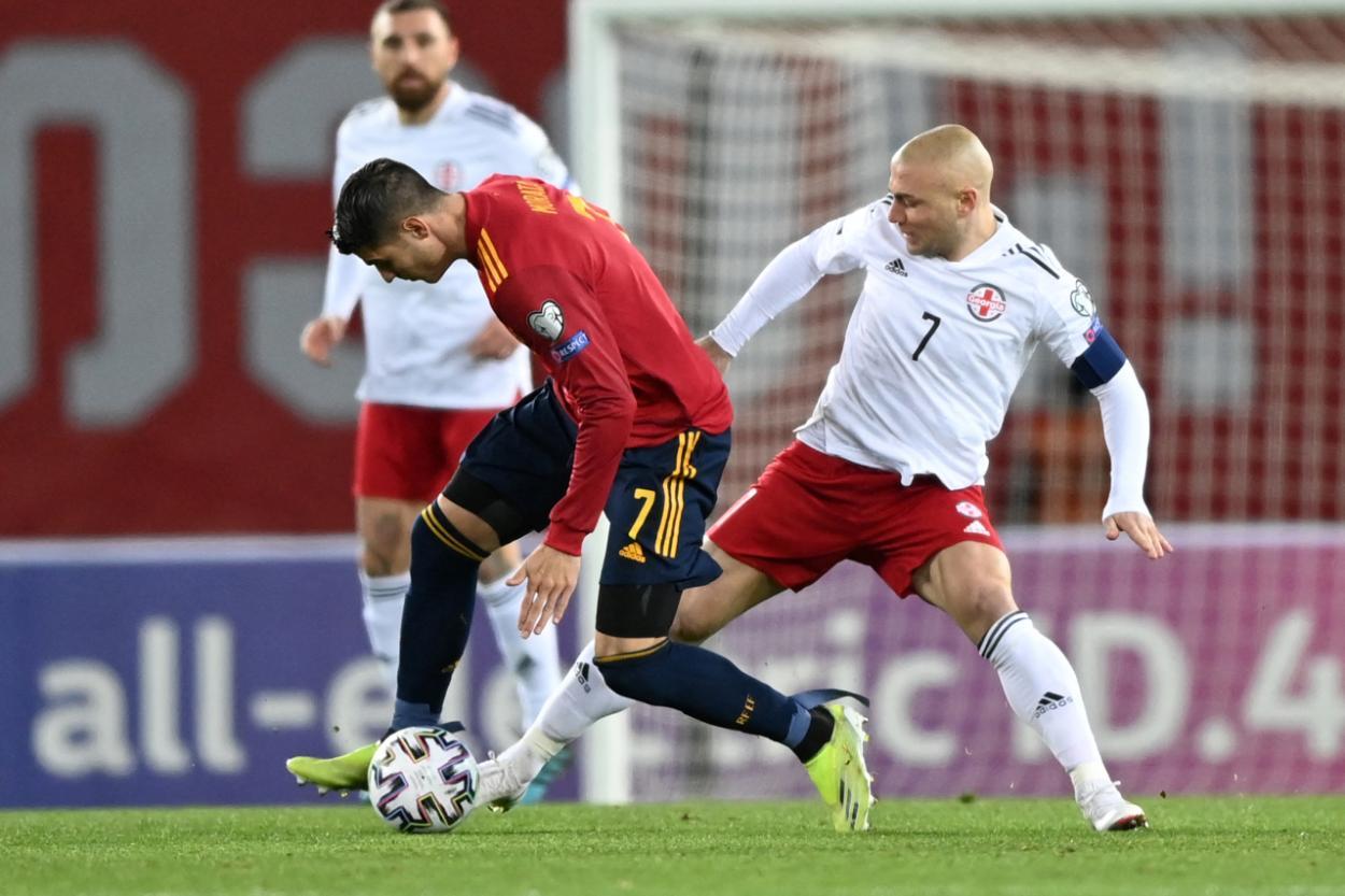 Foto via Seleção Espanhola de Futebol