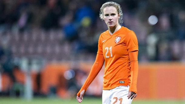 Miedema will take centre stage for the Dutch | Source: espn.com