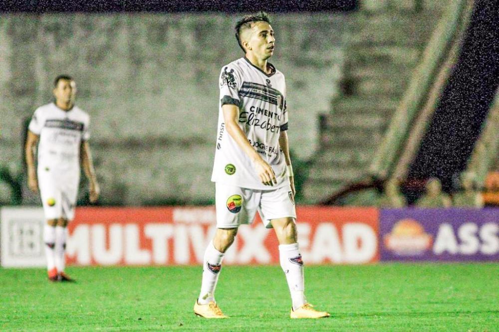 Foto: Guilherme Drovas/Botafogo-PB
