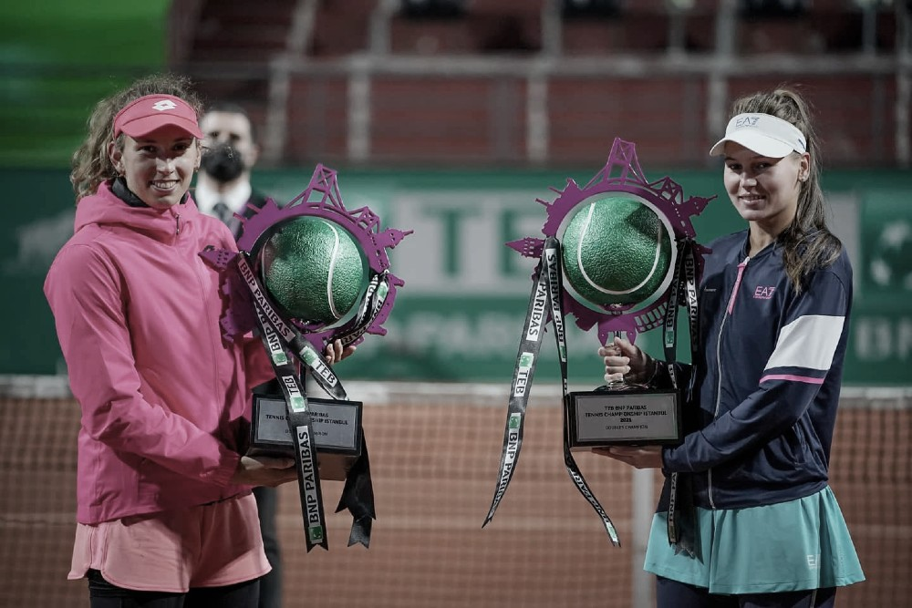  Foto @TennisChampIst  