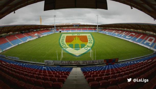 Nuevo Estadio Los Pajaritos. | Foto: Laliga