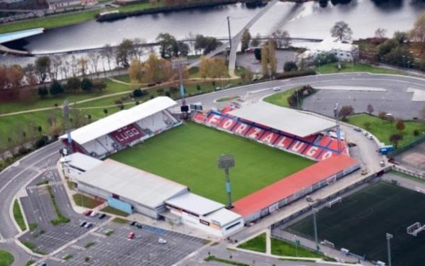 Estadio Ángel Carro en el que se disputará el encuentro.   Fuente: La Liga