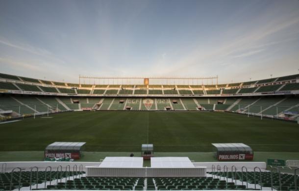 Estadio Martínez Valero.   Foto: Elche CF