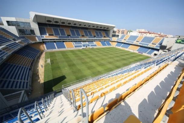 Estadio Ramón Carranza. | Foto: cadizcf.com