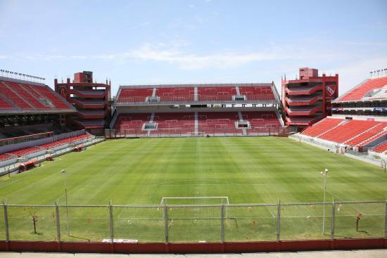 El Estadio Libertadores de América, la casa del Rey de Copas | Foto: Archivo Web
