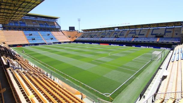 Estadio de la Cerámica | Imagen. Villarreal CF