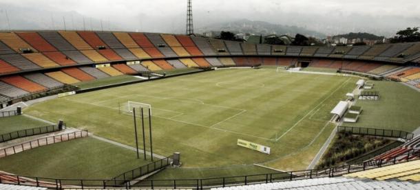 Estadio Atanasio Girardot | Foto: Telemedellín