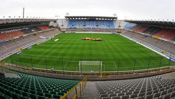 Estadio Jan Breydel / Fuente: Club Brujas