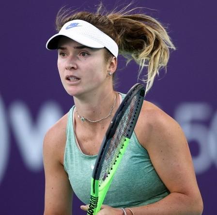 Elina Svitolina Foto: WTA