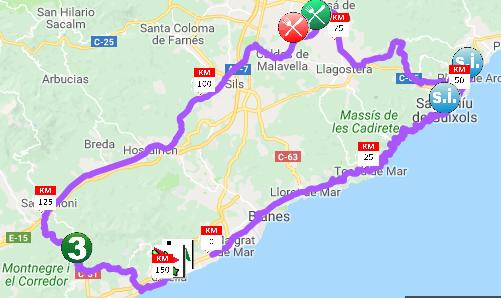 Etapa 1 - Volta a Catalunya