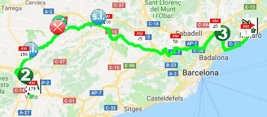 Etapa 2 - Volta a Catalunya