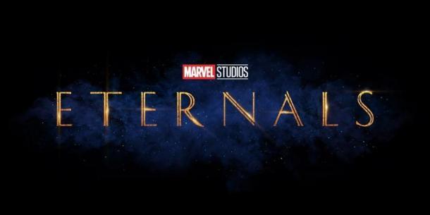 Logo Eternos / FOTO: Marvel Studios