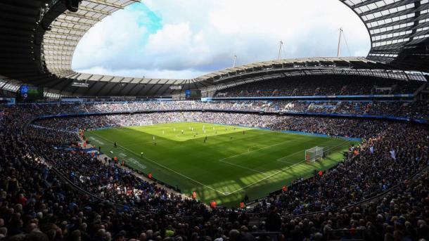 Etihad Stadium   Fuente: Manchester City