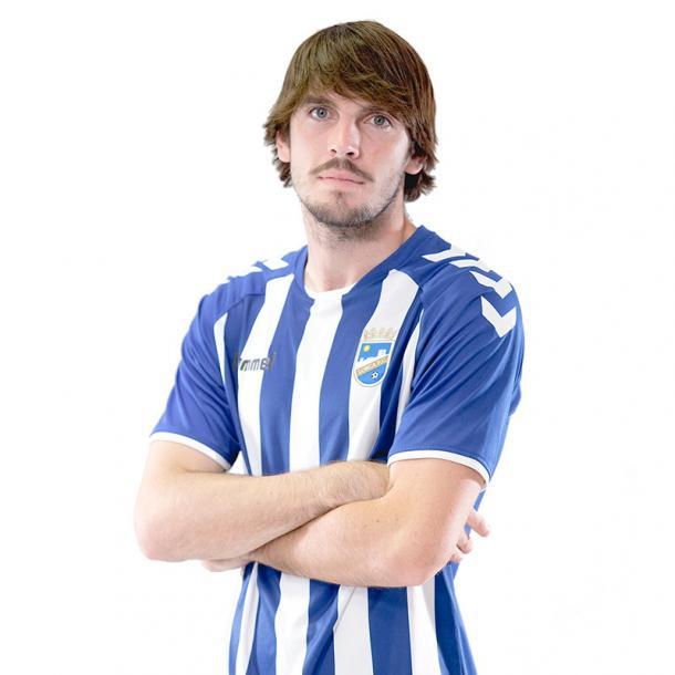 Eugeni. Foto: Lorca FC