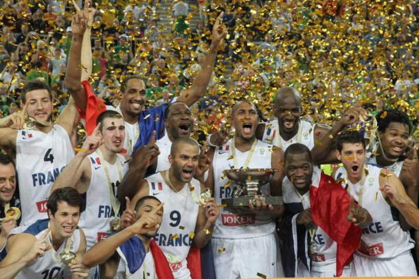 Francia campeón del Eurobasket en Eslovenia 2013