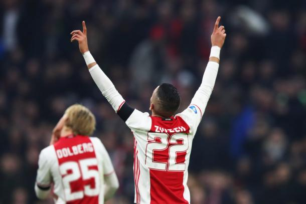 Ziyech, del Ajax, es la mayor esperanza de Marruecos en ataque | Foto: @EuropaLeague