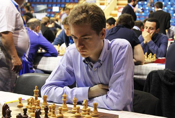 David Anton llego a liderar el torneo y dejar una partida inmortal   openchess