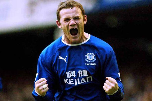Rooney volvería al Everton una década después