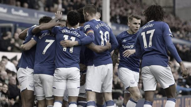 Everton./ Foto: Premier League