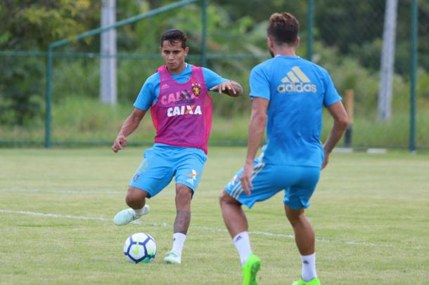 Foto: Anderson Freire/Sport Club do Recife