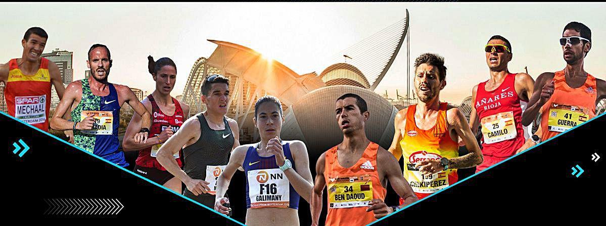 Foto: Valencia Ciudad del Running