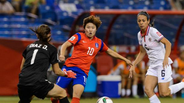 Ji So-yun is the best player Korea Republic have | Source: the-afc.com