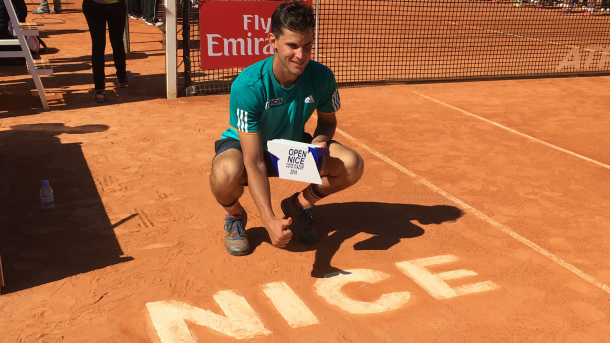 The Austrian should be celebrated for wanting to play a lot of tennis | Image Credit: ATP World Tour