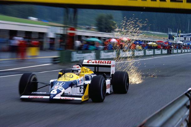 Nelson en el GP de Austria I Foto: F1.com