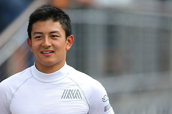Rio Haryanto's stint as a race driver was promising and is now the Manor reserve | Photo: motorsport.com
