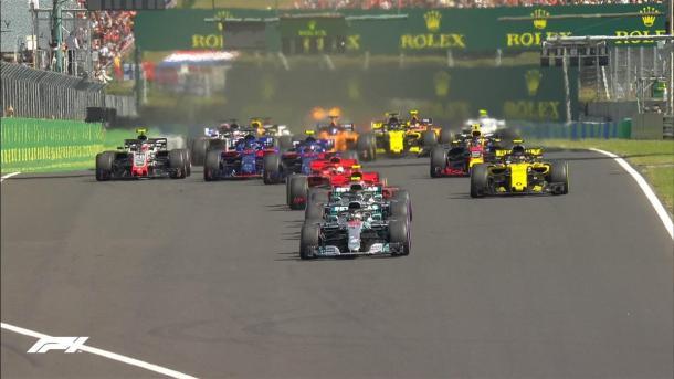 F1 Ungheria, Vettel: